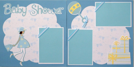 Baby Shower Layout