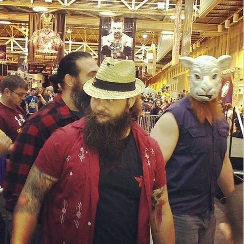 The Wyatt Family. - Words cannot describe how much i love Bray Wyatt