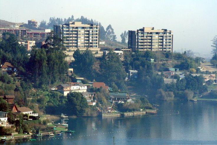 laguna Chica san Pedro. Concepcion - Chile