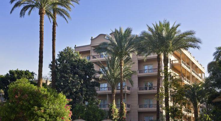 泊ってみたいホテル・HOTEL|エジプト>ルクソール>ホテルからはナイル川を見渡せ、ルクソール神殿からわずか100mです>パビリオン ウィンター ルクソール(Pavillon Winter Luxor)