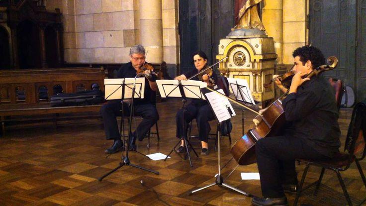 Viva la vida para cuarteto de cuerdas, coro y música pata matrimonios. - YouTube cuarteto Agez String Quartet