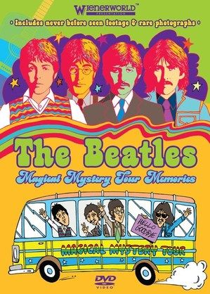 Magical Mystery Tour, music which influence the 60's