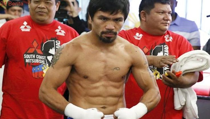 Presiden UFC Ancam Polisikan Manny Pacquiao