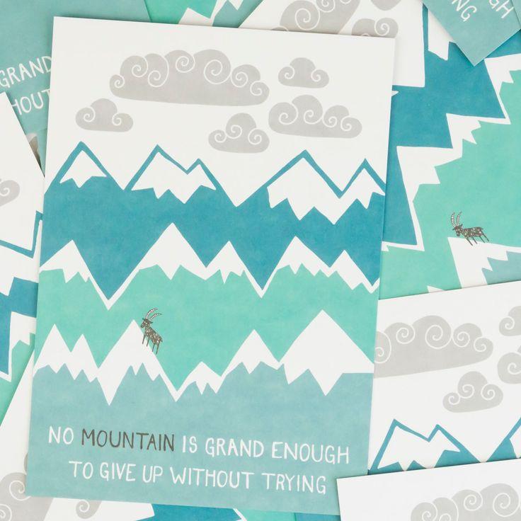 Muumuru postcard: Himalaya