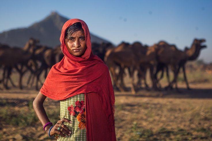 fotos de la india mujer