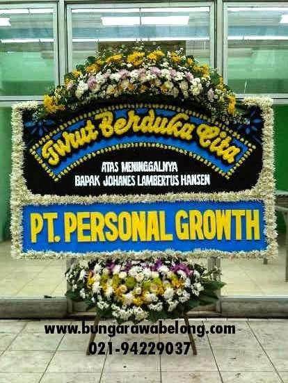 Karangan Bunga Belasungkawa - Florist Jakarta