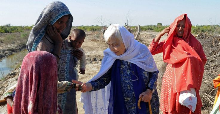 Dr. Ruth Pfau, Savior of Lepers in Pakistan, Dies at 87 - The New York Times