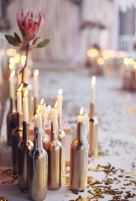 Wedding Lighting Ideas: Traditional Candles | Brides.com