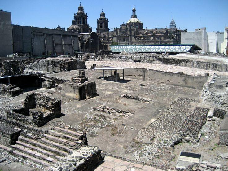 Templo Mayor, Mexico