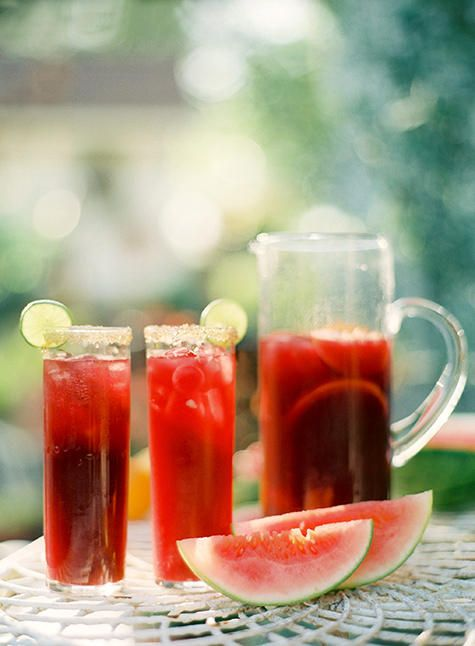 Mexican Sangria (Heavenly)