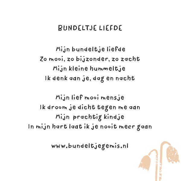 Gedichtjes voor sterrenouders – De website van bundeltjegemis!