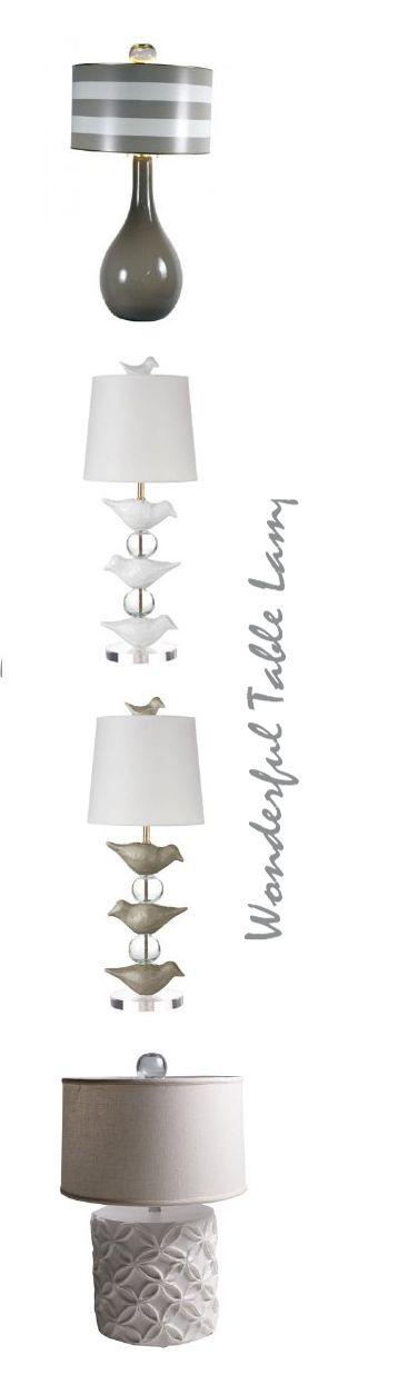 Lighting teen girls bedroom, Chic table lamps for girls rooms
