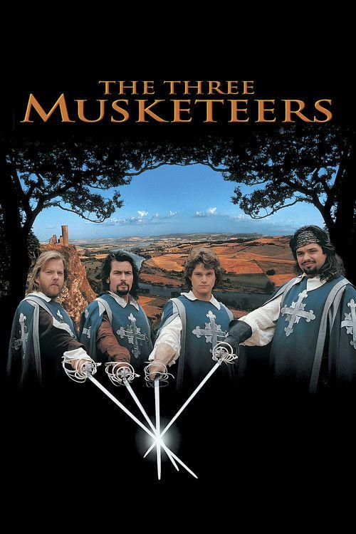 Watch The Three Musketeers Full-Movie