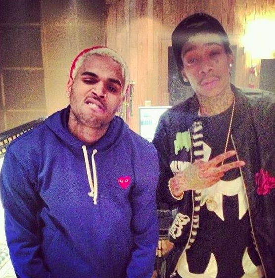 Chris Brown & Wiz Khalifa