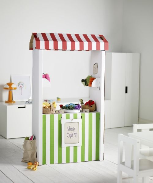 skylta market stand can be turned into either a grocery shop or puppet theater or both 2014. Black Bedroom Furniture Sets. Home Design Ideas