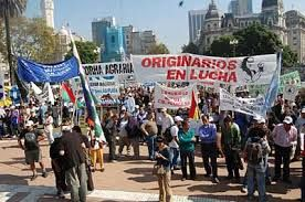 Los pueblos originarios luchan desde hace muchos años por una completa integración a donde pertenecen
