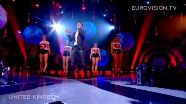 53. Eurovision 2010 - Josh Dubovie - That sounds good to me (United Kingdom).  Came 25th (Last place) with 10 points.