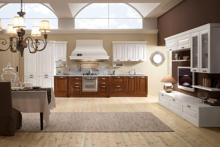 Bilbao: Kitchens class of refined taste and elegant. http://www.spar.it/sp/it/arredamento/cucine-bil-21.3sp?cts=cucine_classiche_bilbao