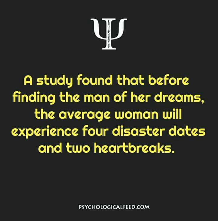 Well that explains why I'm not an average woman!
