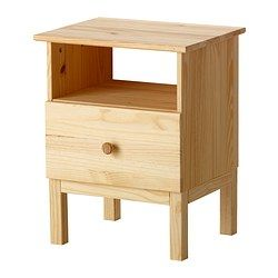 TARVA Bedside table - IKEA