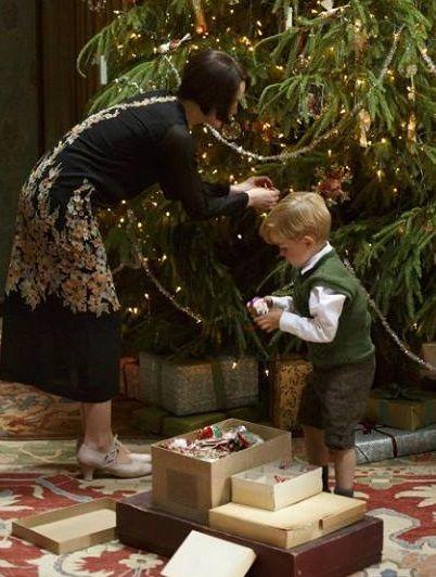 downton abbey season 5 christmas special