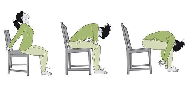1000 id es sur le th me chaise de yoga sur pinterest exercices en chaise yoga et fitness senior. Black Bedroom Furniture Sets. Home Design Ideas