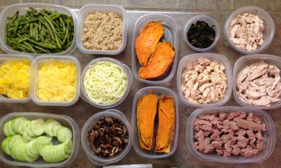 MEAlL PREP FOR BEGINNERS, start the new year off with incorporating this super time saver that helps keep you on track with healthy eating all week long!