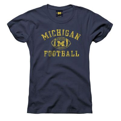University of Michigan Football T-Shirt
