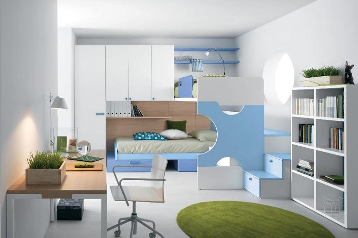 Awesome bunk beds are something that you find even harder. This article wants to provide you the inspiration for bunk bed designs