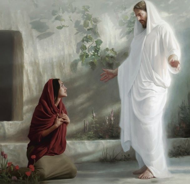 """""""He is risen! He is risen! Tell it out with joyful voice. He has burst His three day's prison;  Let the whole wide earth rejoice."""" ... Because of Him http://pinterest.com/pin/24066179233207582, death is not the end, and life takes on new hope and meaning. We can change, we can start over—and we can live again with God. This Easter, celebrate His life and discover all that's possible because of Him http://facebook.com/pages/The-Lord-Jesus-Christ/173301249409767. PASS IT ON."""