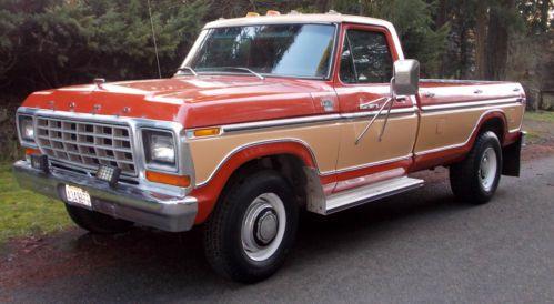 1978 Ford F250 >> 1978 F-350 HighBoy Ranger Explorer | Ford Trucks | Classic ...