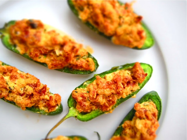 Milk & Mode: Chorizo-Stuffed Jalapenos | Quickly to the heart | Pinte ...