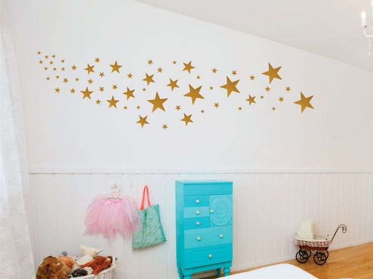 Gold Star Wall Decor: 195 Best Images About Lucy Lews Vinyl Wall Decals On