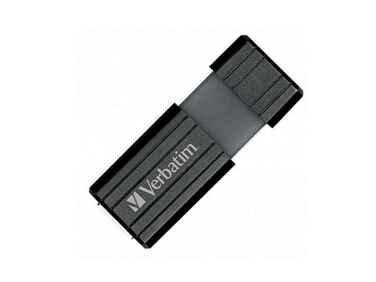 32 GB - Verbatim pen drive USB 32 GB VERBATIM PINSTRIPE BLACK 49064 https://www.mundotekno.com/#!/producto/5500/