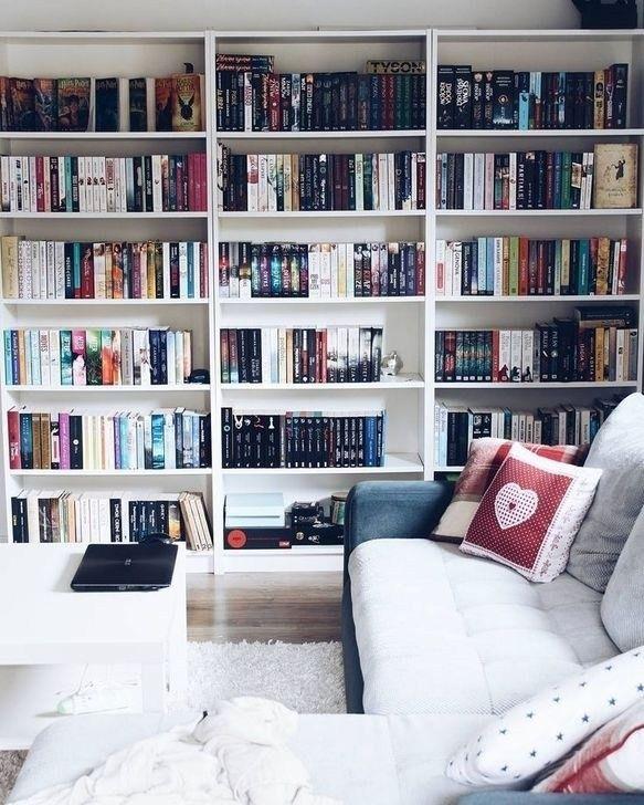 30 Idées De Rayonnage Pour Bibliothèque à La Maison Des