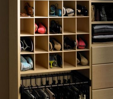 California Closets DFW   Shoe Organizing Blog