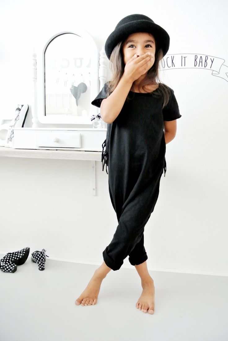 Such a cute romper and hat! #inspiration #playologie