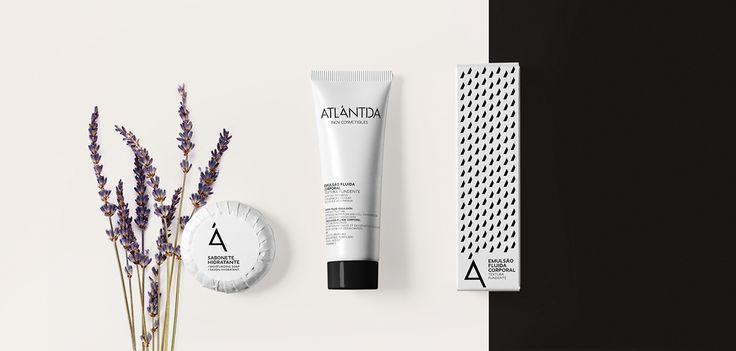 Atlântida Inov Cosmetiques on Behance