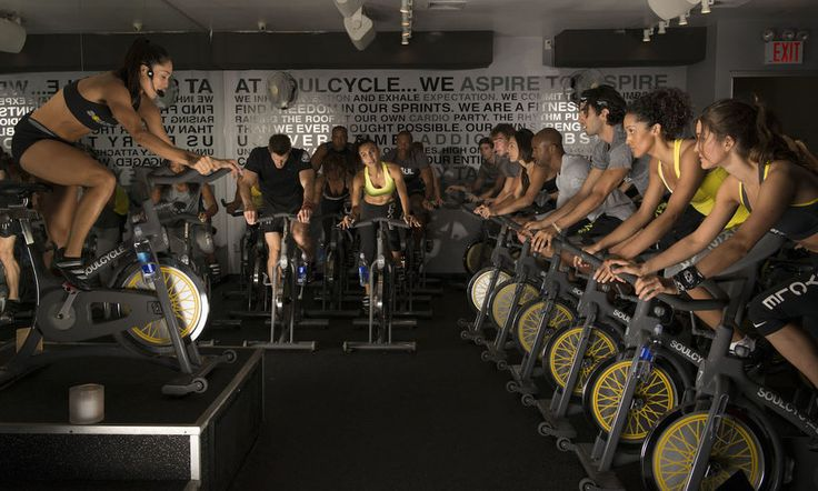 How To Recreate A Killer SoulCycle Class At Home - mindbodygreen.com