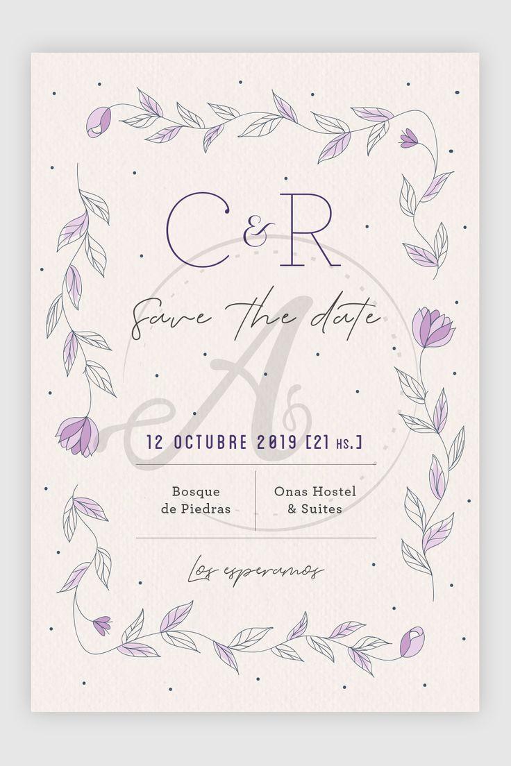 Invitación Digital para la boda de Carla&Rodrigo