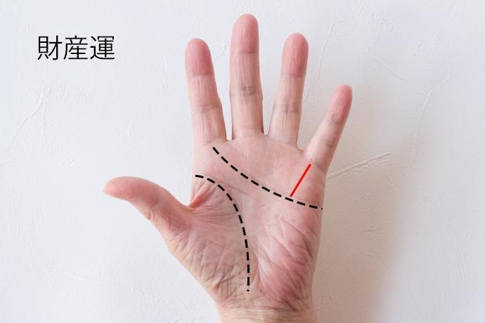 2)この線がハッキリ刻まれていたら、にやけちゃう!財産運_3