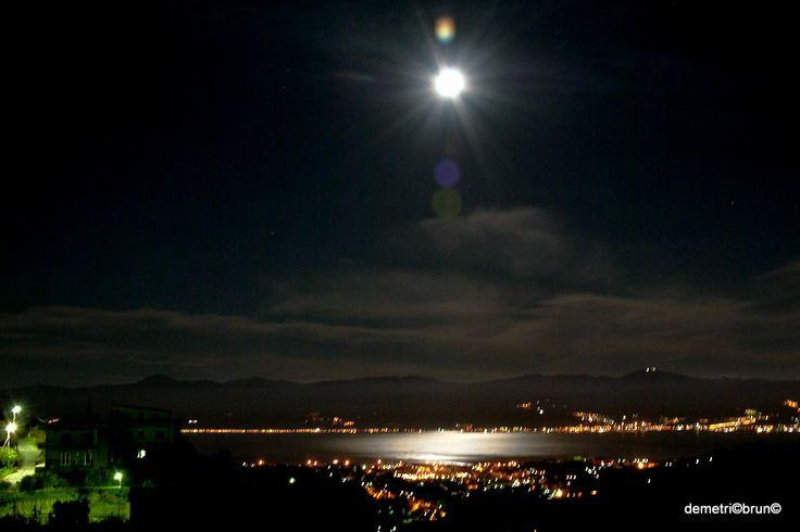 luna piena del 17/11/2013 ore 04:30 circa