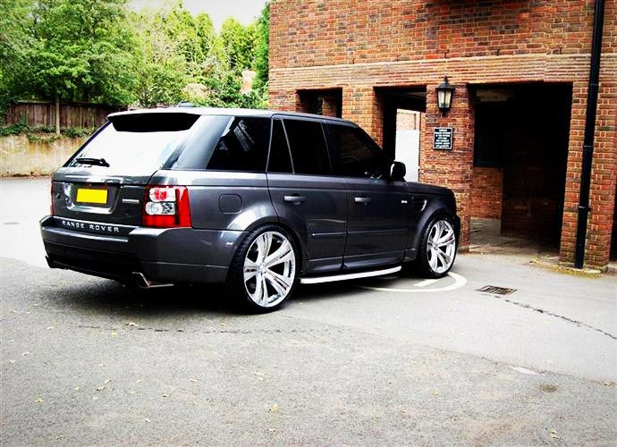 Range Rover Sport.one day!! Tout est possible