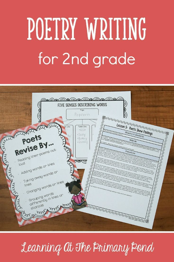 second grade writing lessons Help your second graders build on their basic writing skills with these lesson  plans, covering topics like punctuation, spelling, and more.