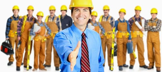 Dealing with Builders, Tradespeople and other Building Practitioners