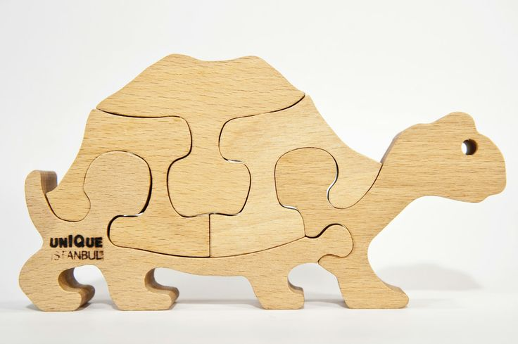 Woodworking puzzle pattern