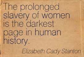 Elizabeth Cady Stanton quotes