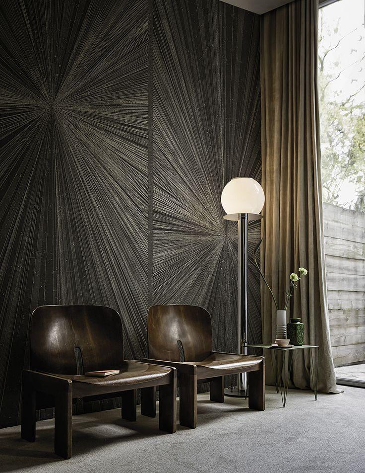 Flash line - Wall&decò wallpaper collection 2016 design Lorenzo De Grandis