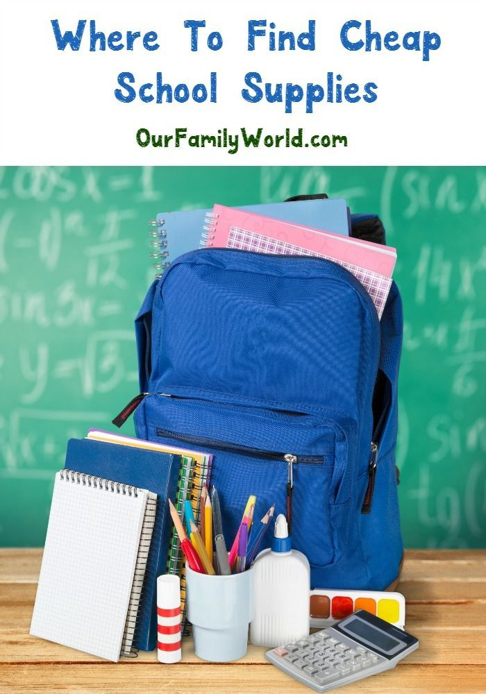 Are you looking for where to find cheap school supplies? We have you covered for back to school with tips on how to fill that supply list with cut esupplies for girls, boys and some that are even DIY! Check out my ideas!