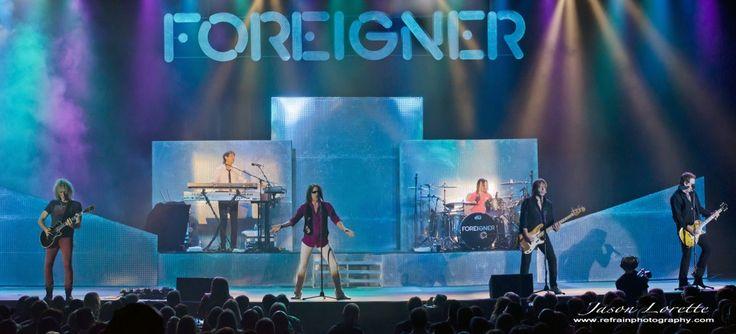 Foreigner – Casino NB – 02/14/14